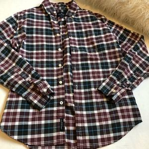 American Eagle Outfitters Plaid Shirt Men's Small